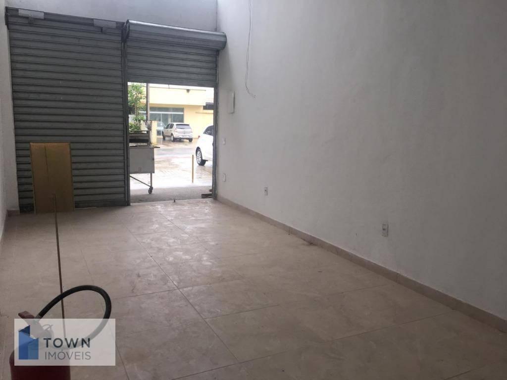 Loja para alugar, 37 m² por R$ 1.300/mês