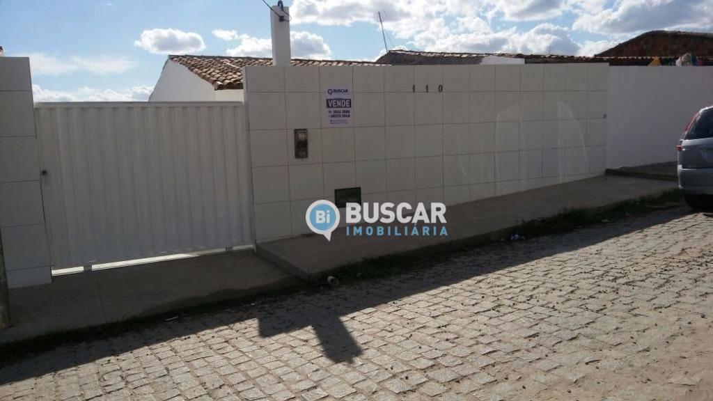 Casa com 2 dormitórios à venda, 75 m² por R$ 100.000 - Gabriela - Feira de Santana/BA