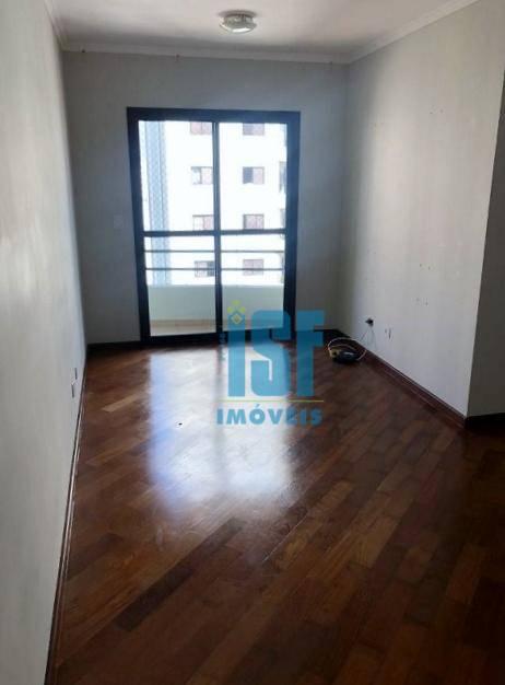 Apartamento com 3 dormitórios à venda, 65 m² por R$ 330.000 - Gopoúva - Guarulhos/SP - AP25206