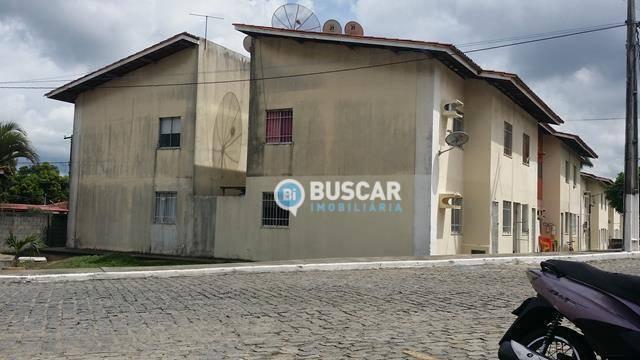 Apartamento à venda, 45 m² por R$ 89.000,00 - Muchila - Feira de Santana/BA