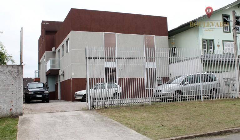 Prédio Comercial | 580m² | Curitiba |Prado Velho