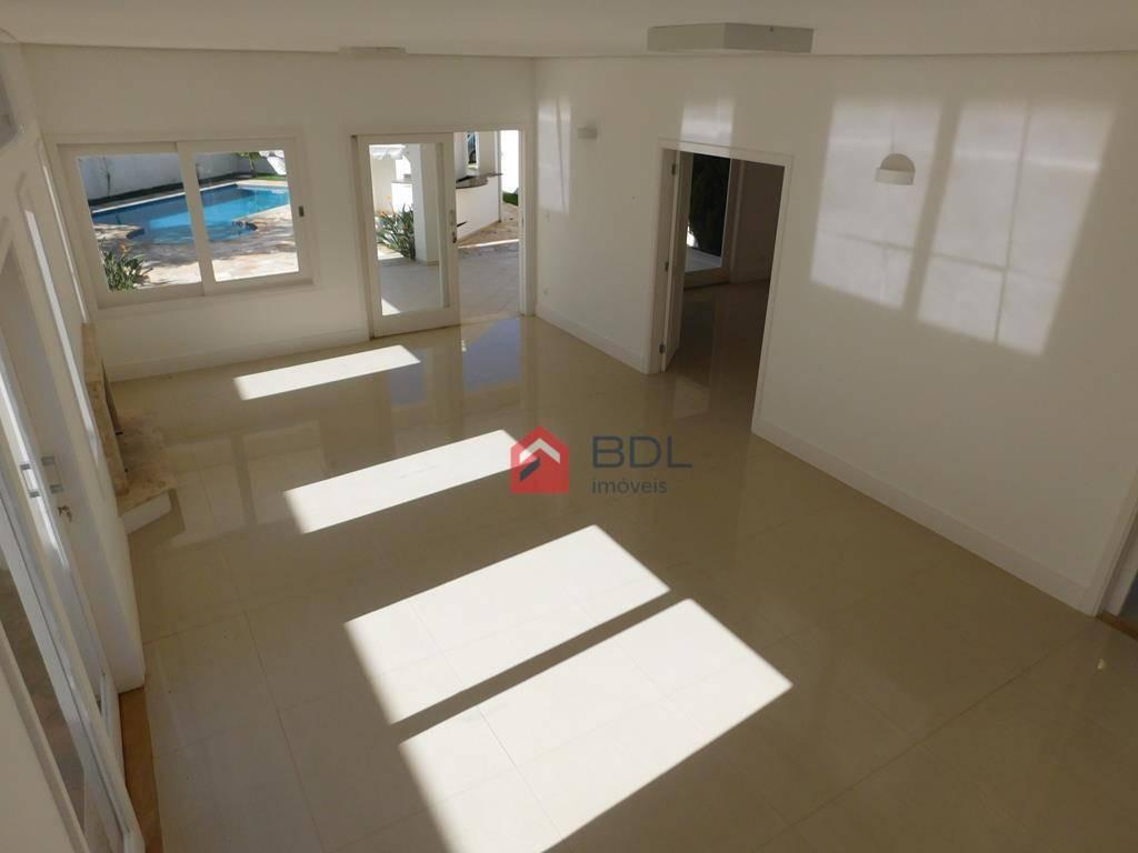 Casa residencial para locação, Alphaville , Campinas - CA005