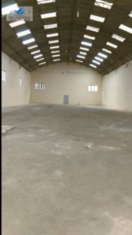 Galpão para alugar, 1200 m² por R$ 20.000,00/mês - Macuco - Santos/SP