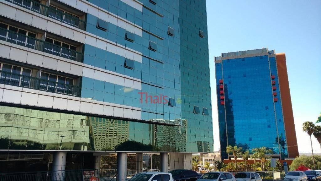 shn quadra 01 - vision work & live - asa norteótima oportunidade de sala comercial, nova,...