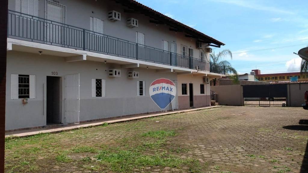 Apartamento com 2 dormitórios para alugar, 51 m² por R$ 750,00/mês - Cohab - Porto Velho/RO
