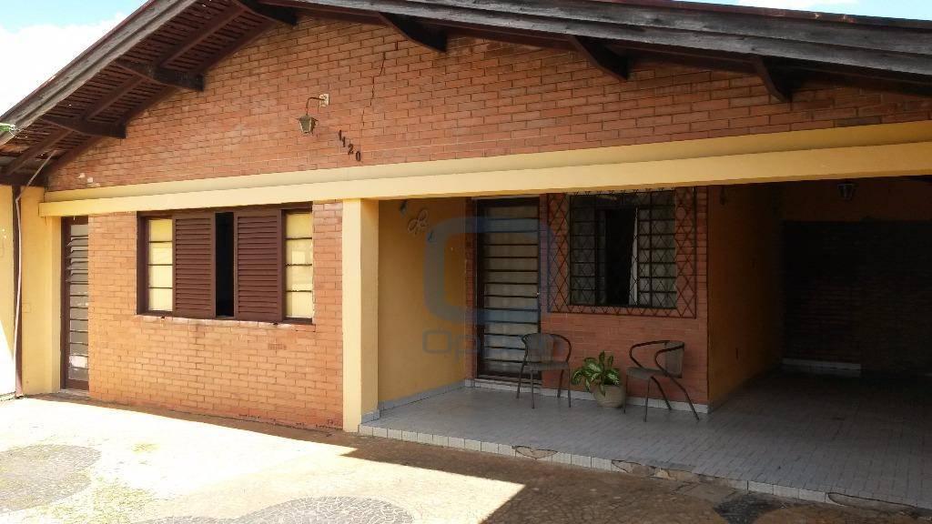 Casa comercial para venda e locação, Vila João Jorge, Campin