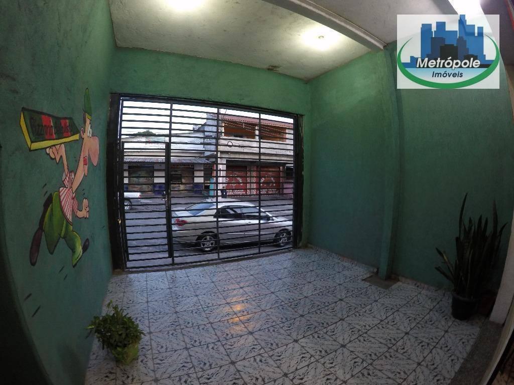 Salão à venda em Jardim Bela Vista, Guarulhos - SP