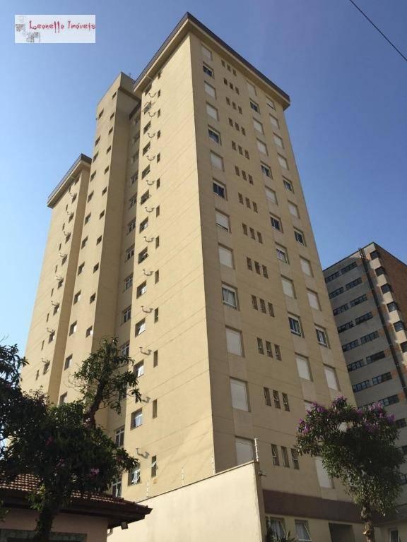 Apartamento com 3 suites à venda, 135 m² por R$ 720.000 - Vila Léa - Santo André/SP
