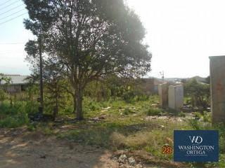 Terreno para venda com 360m² no Bairro Veneza em Fazenda Rio Grande/PR.