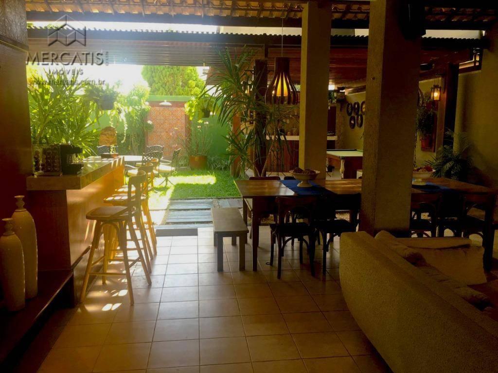 Varanda Gourmet com Deck