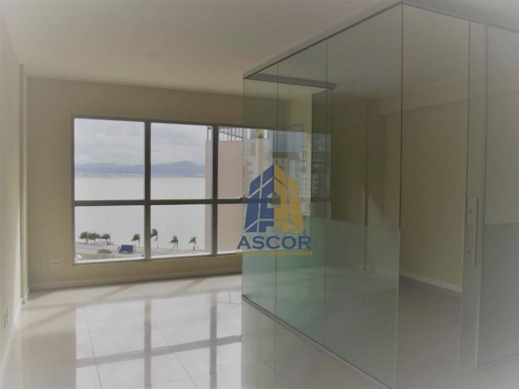 Sala para alugar, 35 m² por R$ 2.700,00/mês - Centro - Florianópolis/SC