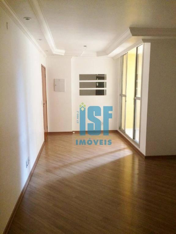 Apartamento com 2 dormitórios à venda, 60 m² por R$ 289.000 - Jaguaribe - Osasco/SP - AP20458.
