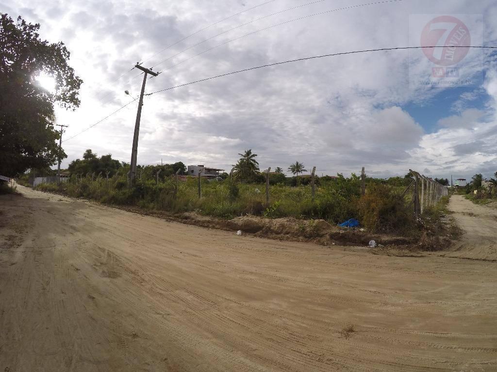Área comercial/residencial à venda, Jacumã, Conde - TE0019.