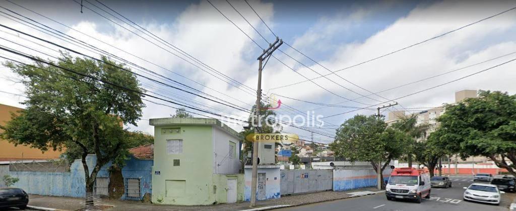 Terreno à venda, 5400 m² por R$ 31.482.000,00 - Santa Paula - São Caetano do Sul/SP