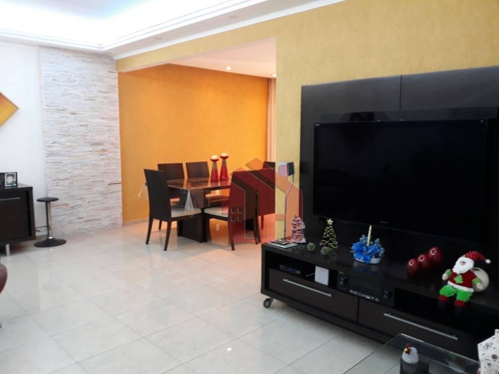 Apartamento de 3 dormitórios no  Bairro Itararé - são Vicente