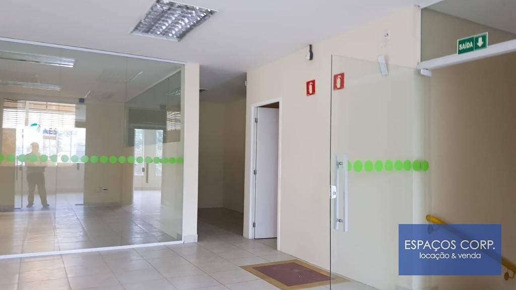 Galpão para locação, 2389m² - Vila Industrial - Santana de Parnaíba/SP