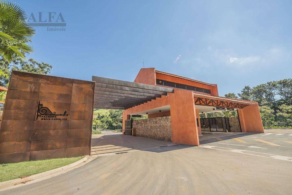 ** Fazenda Dona Carolina - OPORTUNIDADE - Maravilhoso terreno de 1.408,24 m² em um dos melhores condomínio de campo da Região de Itatiba **