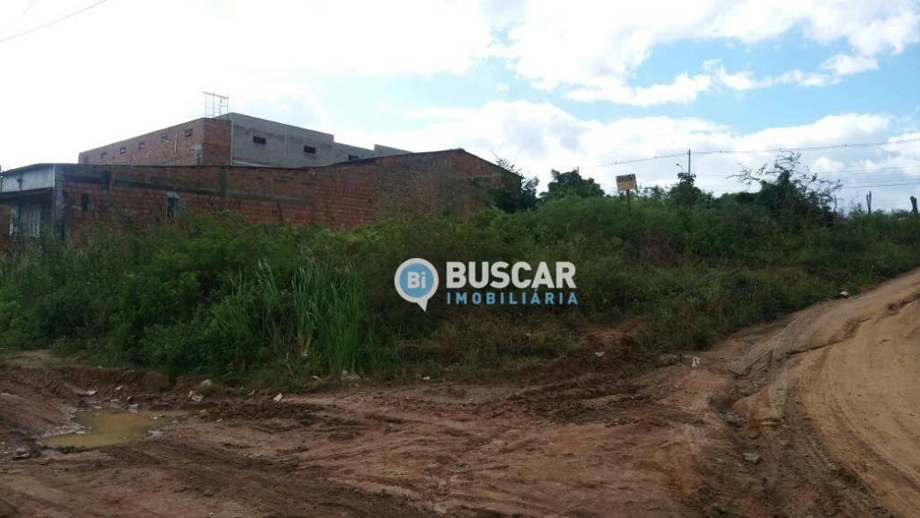 Terreno à venda, 375 m² por R$ 55.000,00 - Conceição - Feira de Santana/BA