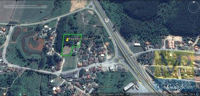 Terreno à venda, 10336 m² por R$ 1.250.000,00 - Itajuba - Barra Velha/SC