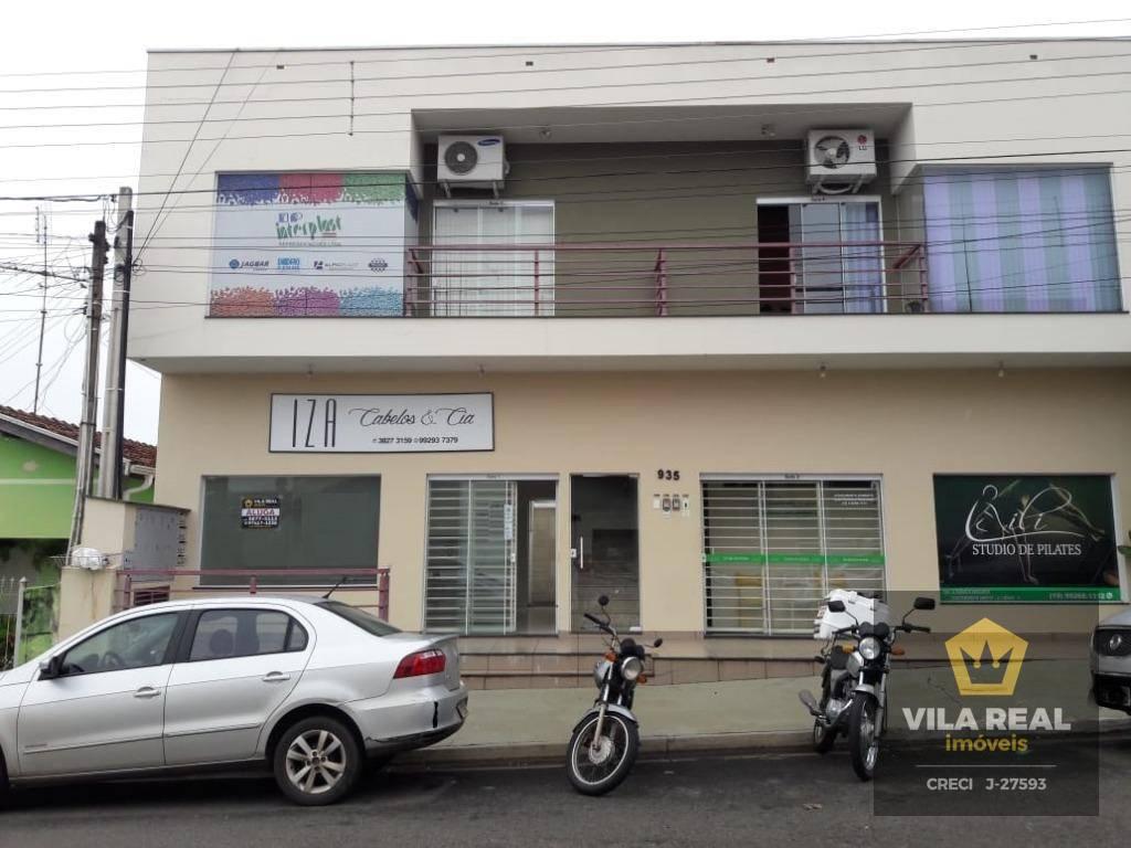 Sala Comercial para locação, Centro, Artur Nogueira - SA0034.