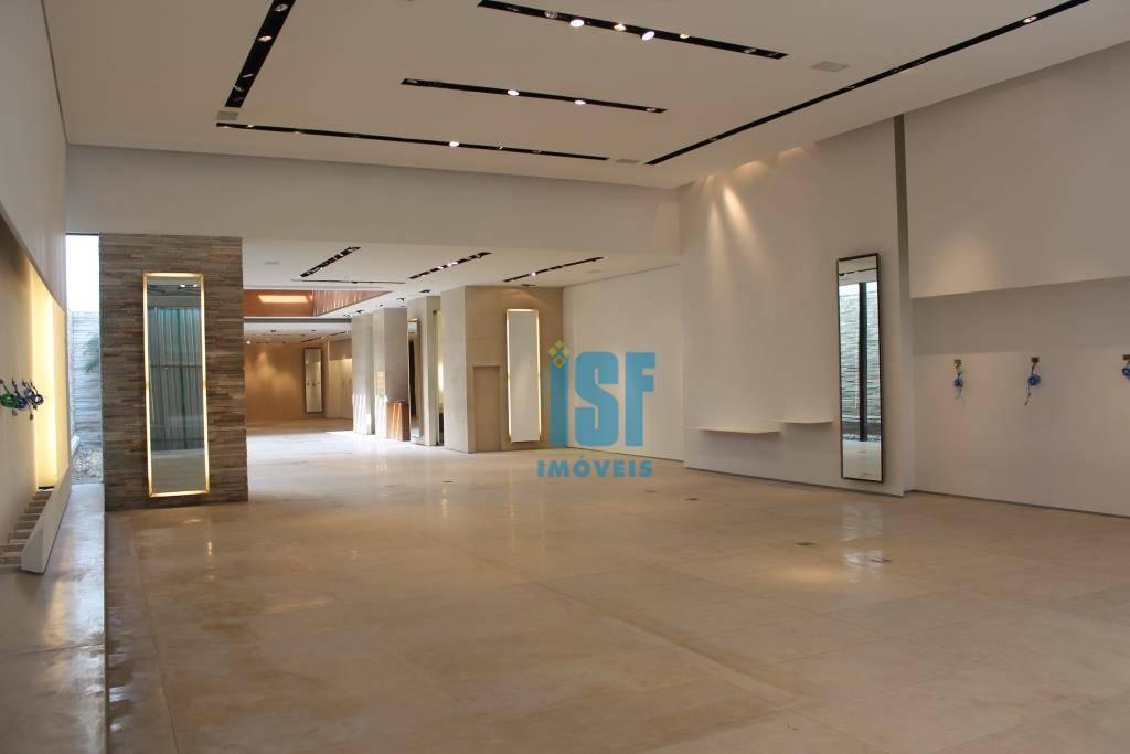 Loja à venda, 696 m² por R$ 18.000.000 e para locação R$ 90.000,00 - Cerqueira César - São Paulo/SP - LO0713.