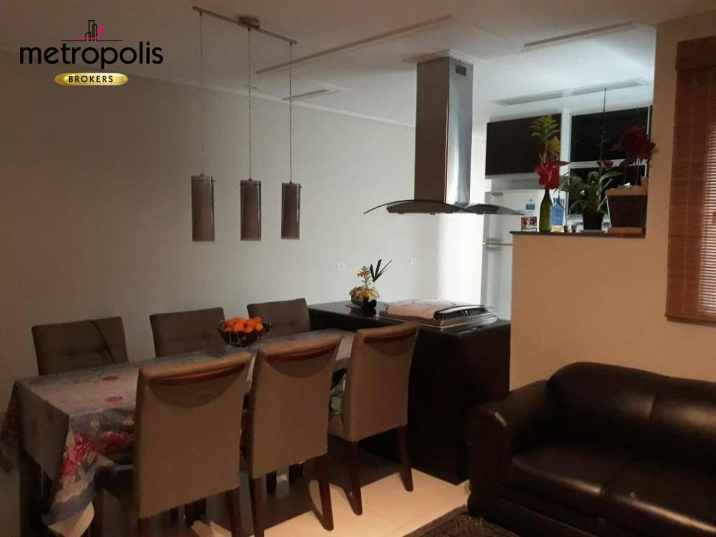 Apartamento com 3 dormitórios à venda, 81 m² por R$ 455.000