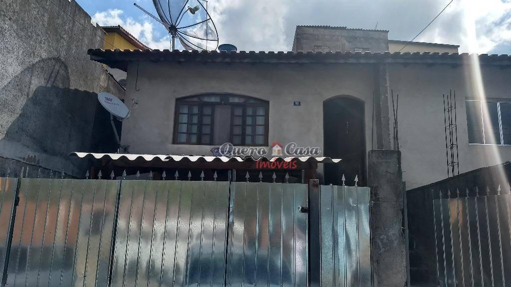 Casa com 2 dormitórios à venda, 90 m² por R$ 250.000 - Vila