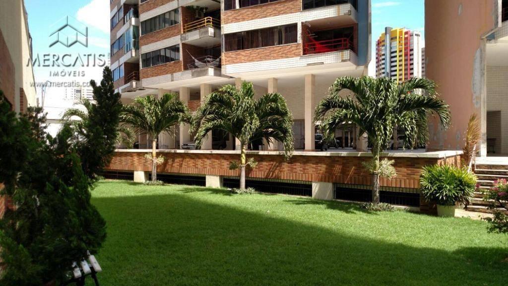 Apartamento à venda | Edifício Sol Maior | Bairro Mucuripe| Fortaleza (CE) -
