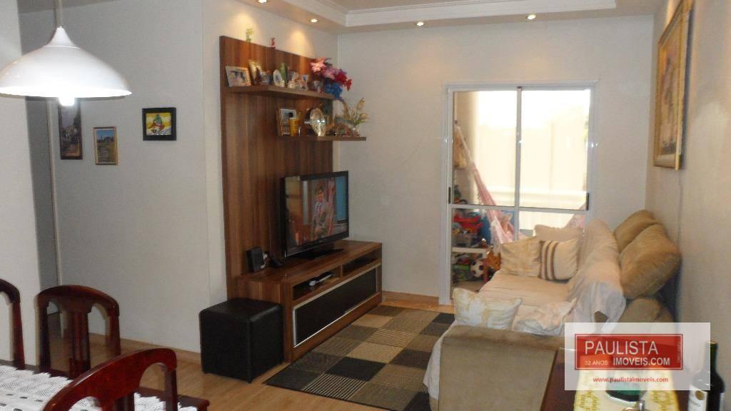 Apartamento residencial à venda, Santo Amaro, São Paulo.