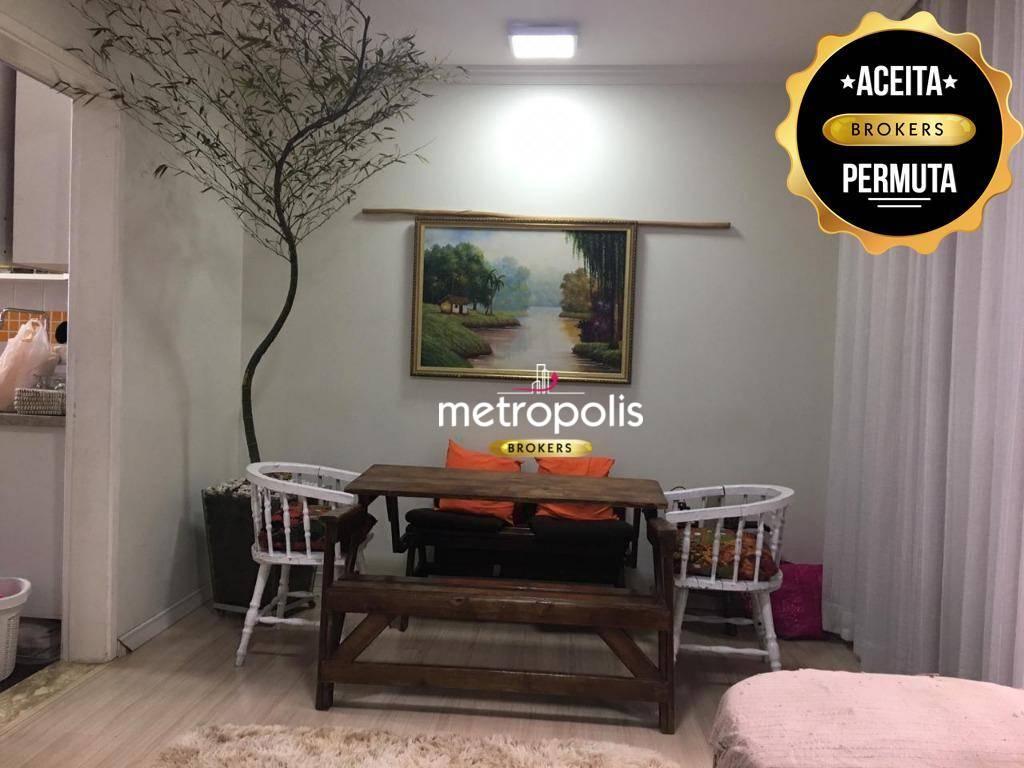 Casa à venda, 105 m² por R$ 450.000,00 - Jardim Borborema - São Bernardo do Campo/SP