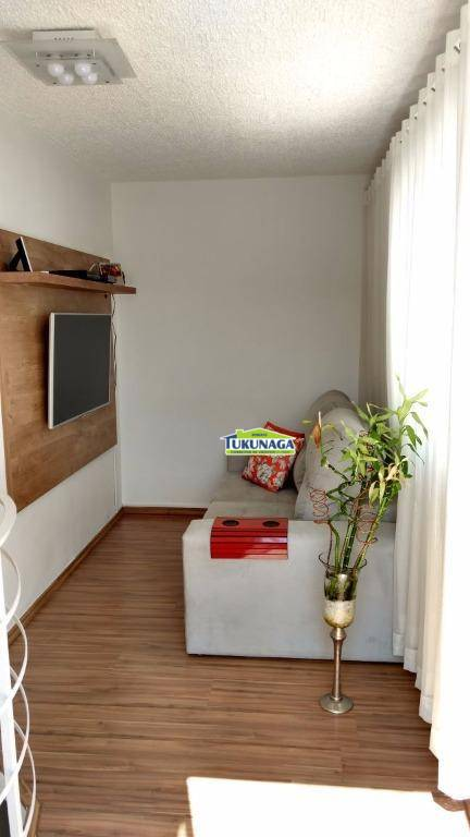 Excelente apartamento 100% mobiliado próximo ao aeroporto de Guarulhos