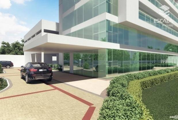 Sala à venda, 26 m² por R$ 189.000 - Cambeba - Fortaleza/CE