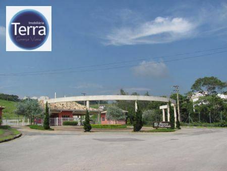 Terreno residencial à venda, Reserva Vale Verde, Granja Viana.