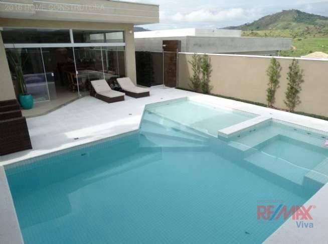 Casa com 3 Suítes à venda - Cond. Figueira Garden - Atibaia/SP