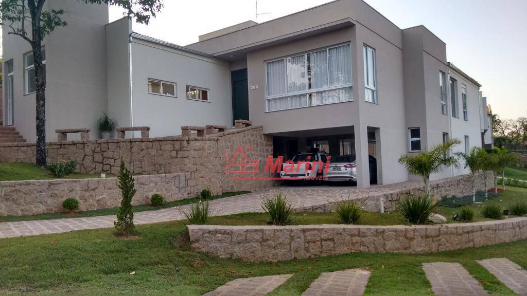 Casa com 4 dormitórios à venda, 1900 m² por R$ 1.600.000,00 - Condomínio Monte Belo - Salto/SP