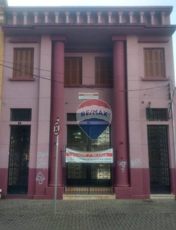 Sobrado para alugar, 240 m² por R$ 5.000,00/mês - Centro - Atibaia/SP