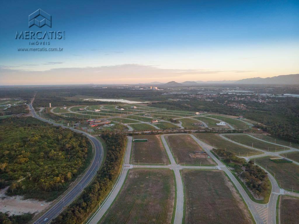 vista aérea | condomínio alpha residencial 1