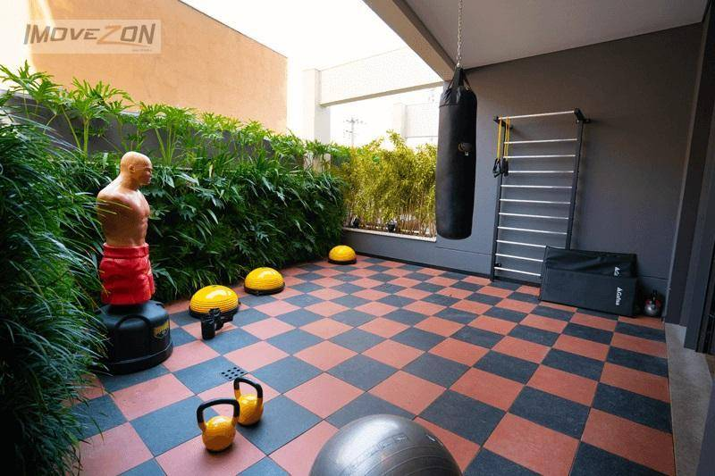 Foto Real Área Fitness Externo