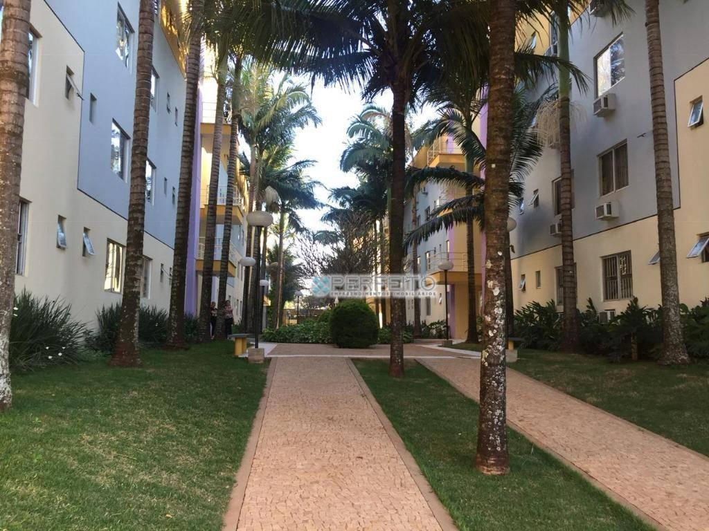 Kitnet com 1 dormitório à venda no Alto da Colina, 34 m² por R$ 120.000