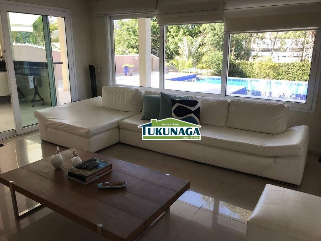 Sobrado com 3 dormitórios à venda, 550 m² por R$ 4.000.000,00 - Perová - Arujá/SP