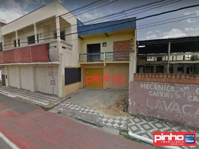 Prédio à venda, 268 m² por R$ 360.500,00 - São João - Itajaí/SC