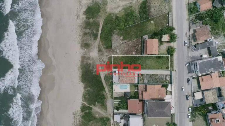 Terreno à venda, 600 m² por R$ 1.300.000 - Itajuba - Barra Velha/SC