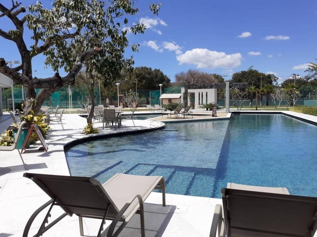 Lote à venda, 302 m², Reserva Terra Brasilis, condomínio fechado - Jacunda - Aquiraz/CE