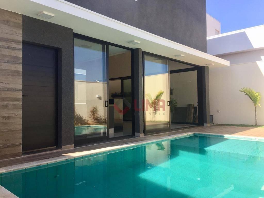Linda casa com 3suítes - Spazio Comendador - NOVA