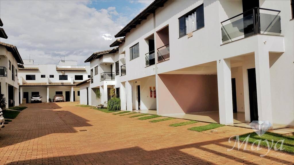 Sobrado 2 Suítes, 80 m² na 107 Norte - Condomínio Shekinah