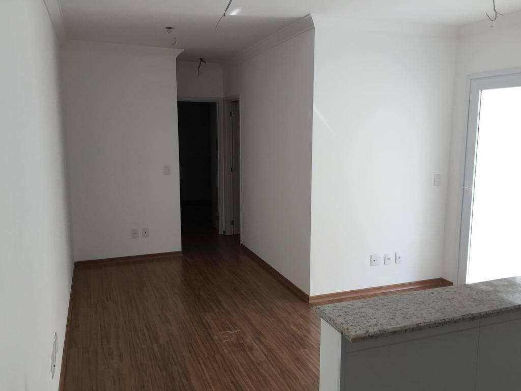 Apartamento residencial para venda e locação, 57m², 2 dorm,