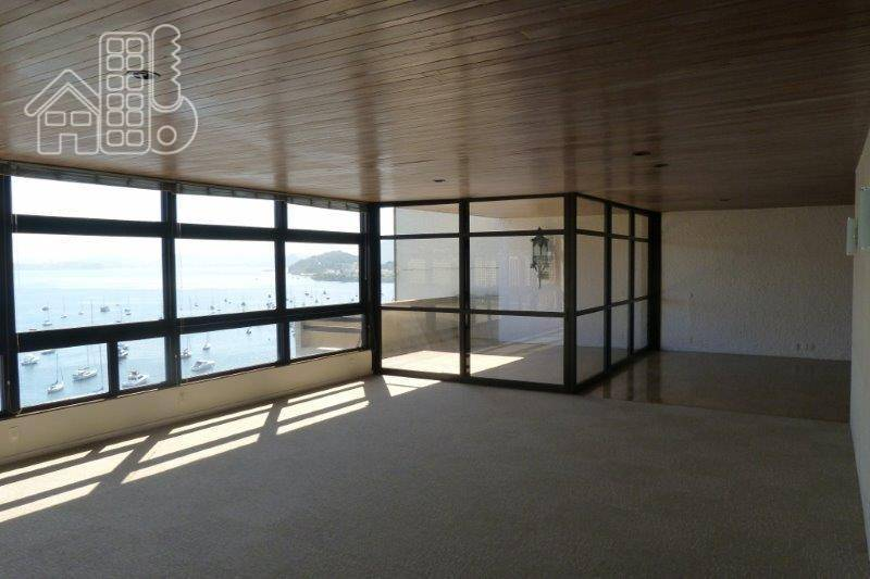 Cobertura residencial para venda e locação, Botafogo, Rio de
