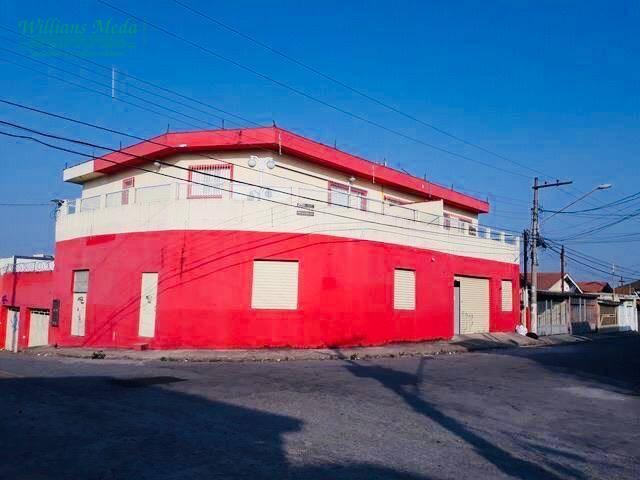 Salão para alugar, ótima localização, próximo a avenida barber greene, santa clara  290 m² por R$ 3.500/mês - Jardim Santa Clara - Guarulhos/SP
