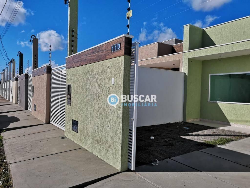 Casa com 3 dormitórios à venda, 85 m² por R$ 189.000 - Sim - Feira de Santana/BA