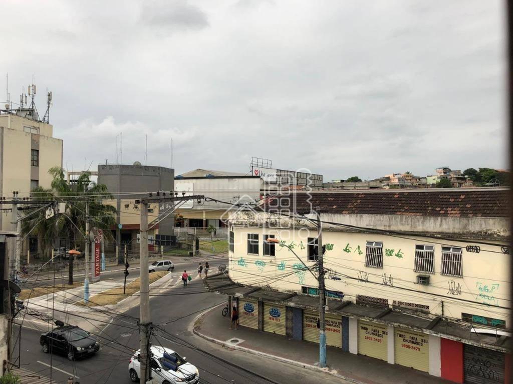 Prédio com mais de 20 salas para alugar, 908 m² por R$ 20.000/mês - Zé Garoto - São Gonçalo/RJ